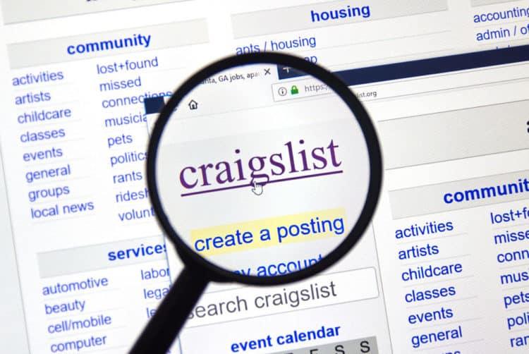 Craigslist tips